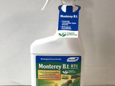 Hanna's Garden Shop - Chemicals